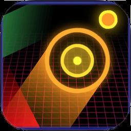 Gravitrixx iPhone game